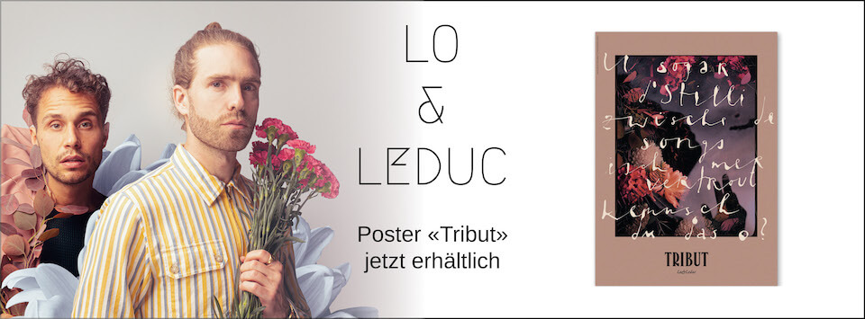 Bakara Webshop_Banner_Lo & Leduc_Tribut Poster